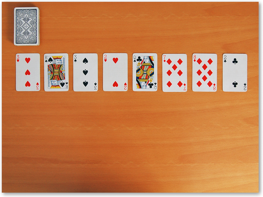 Giant Solitaire - Screenshot