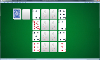 A game of Congress in SolSuite Solitaire