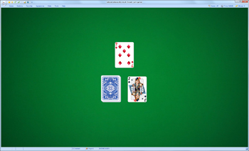 A game of Robert in SolSuite Solitaire