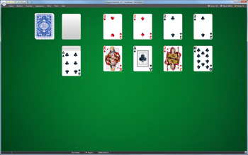 A game of Storehouse in SolSuite Solitaire